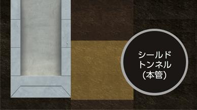 図:②地盤改良